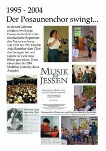Jubiläum Plakat 95-04